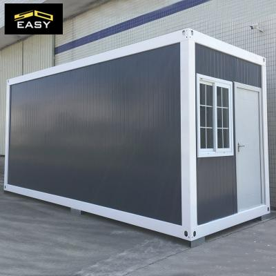 china 20ft prefabricated portable flat pack container house